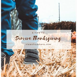 5 tips to survive Thanksgiving
