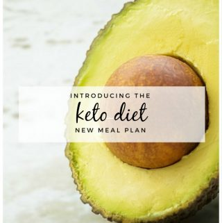 Keto diet is my new plan for this competition prep