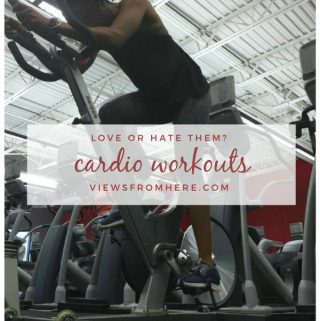 spin bike for cardio workouts