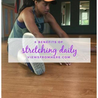 6 benefits of stretching daily that will help your body from head to toe.