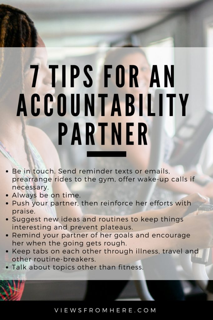 7 tips for an accountability partner