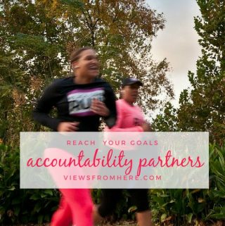 reach your goals with an accountability partner