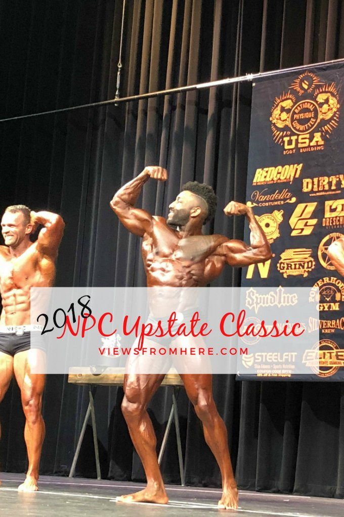 2018 Upstate Classic bodybuilding show