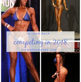 2018 competition season