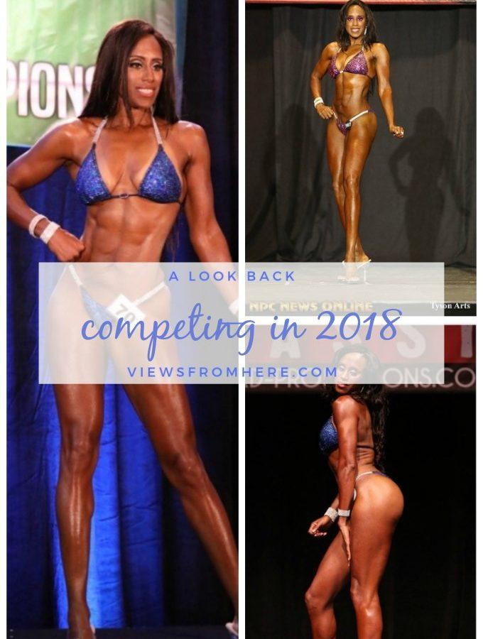 2018 competition season