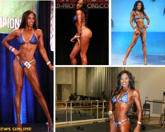 competing through the years with Bernita