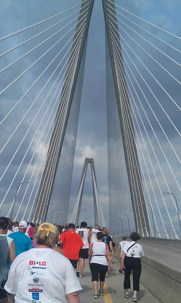 charleston bridge run