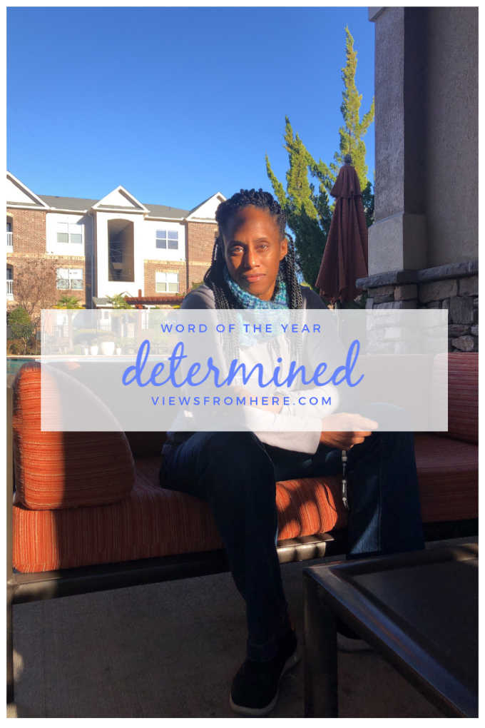 word of the year: determined