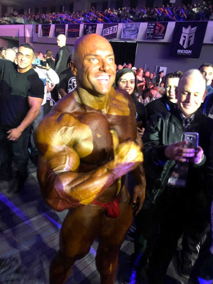 2019 arnold classic men's bodybuilding