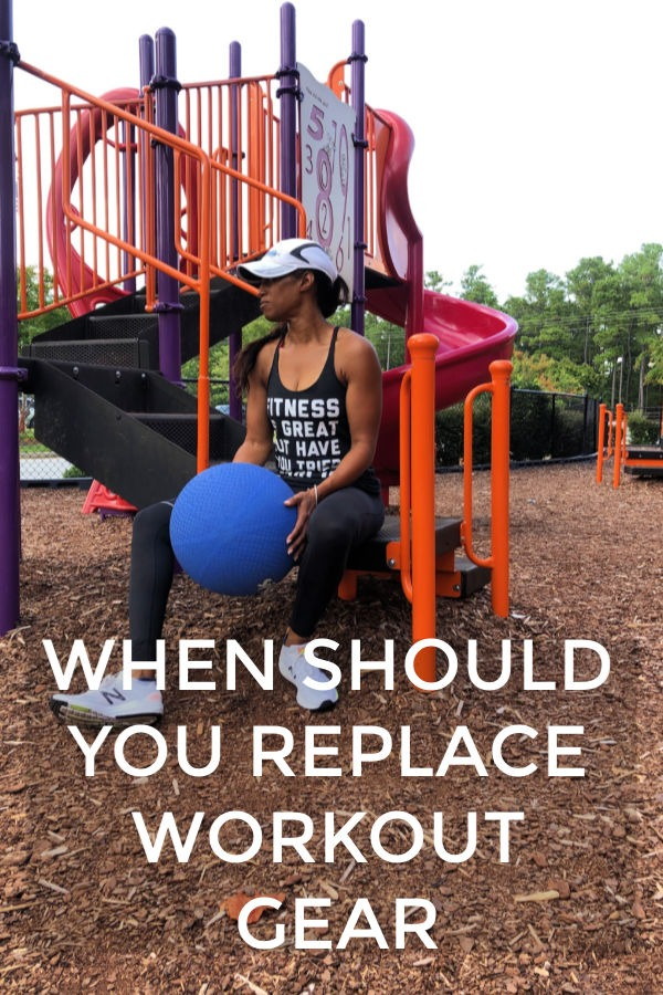 When should you replace workout gear