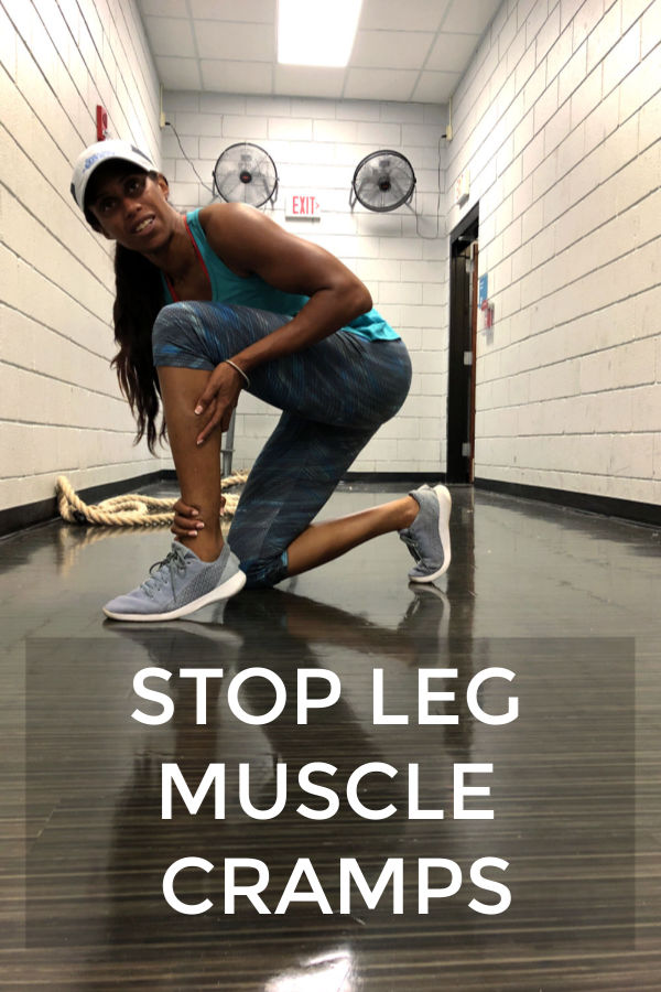 Tips to stop leg muscle cramps in their tracks