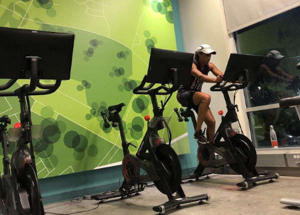 cardio to keep you moving to help with muscle soreness